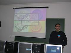 INTERNET E BLOGS NA EDUCACIÓN